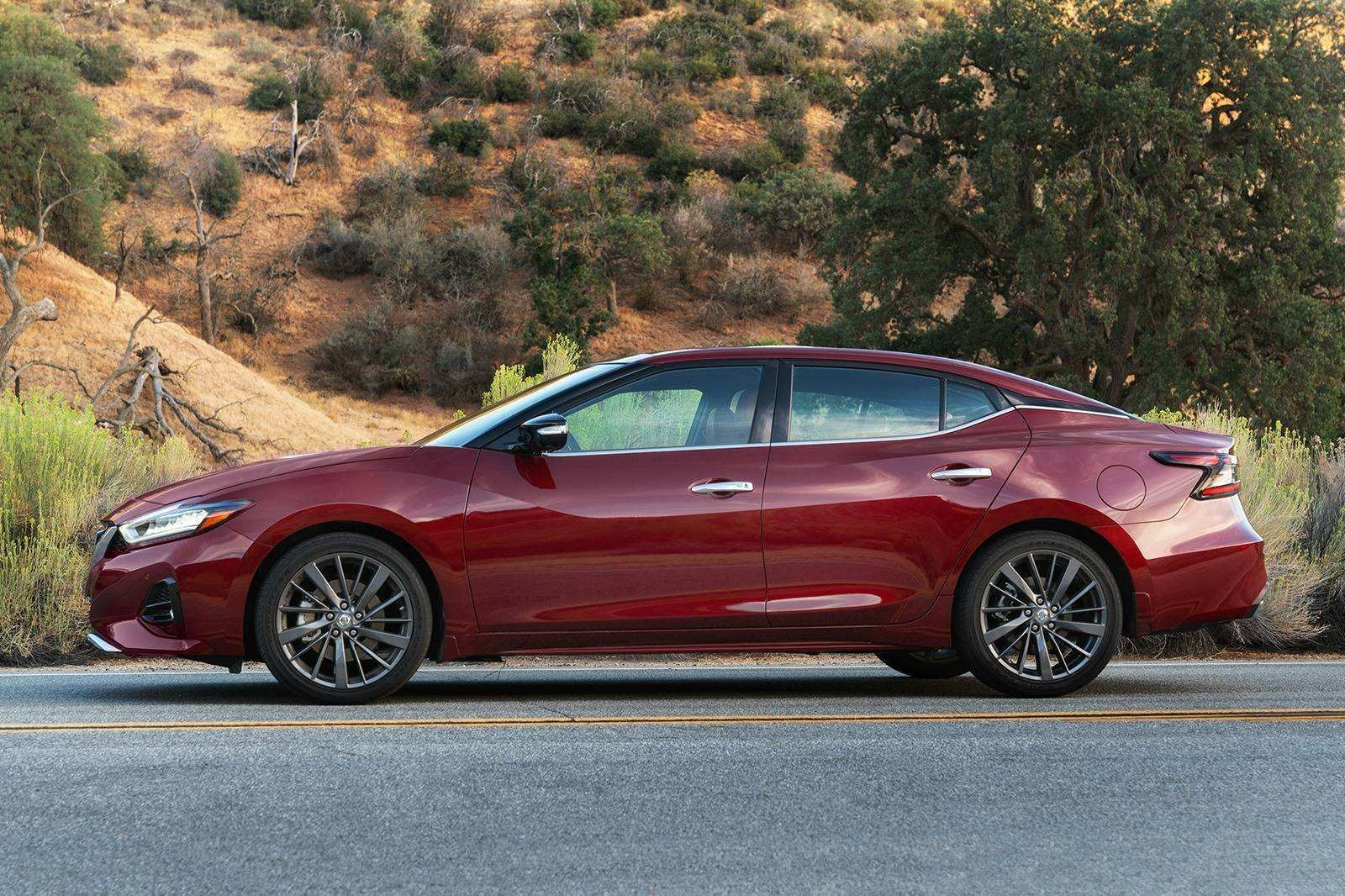 65 New 2019 Nissan Maxima Horsepower Specs And Review