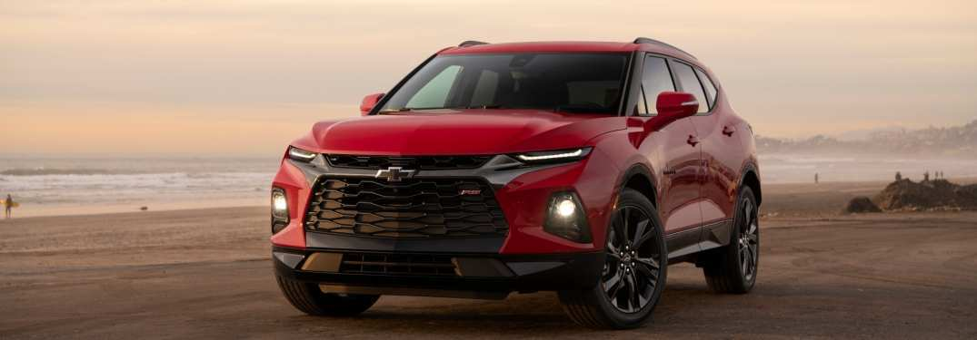 65 New 2019 The Chevy Blazer Price Design And Review