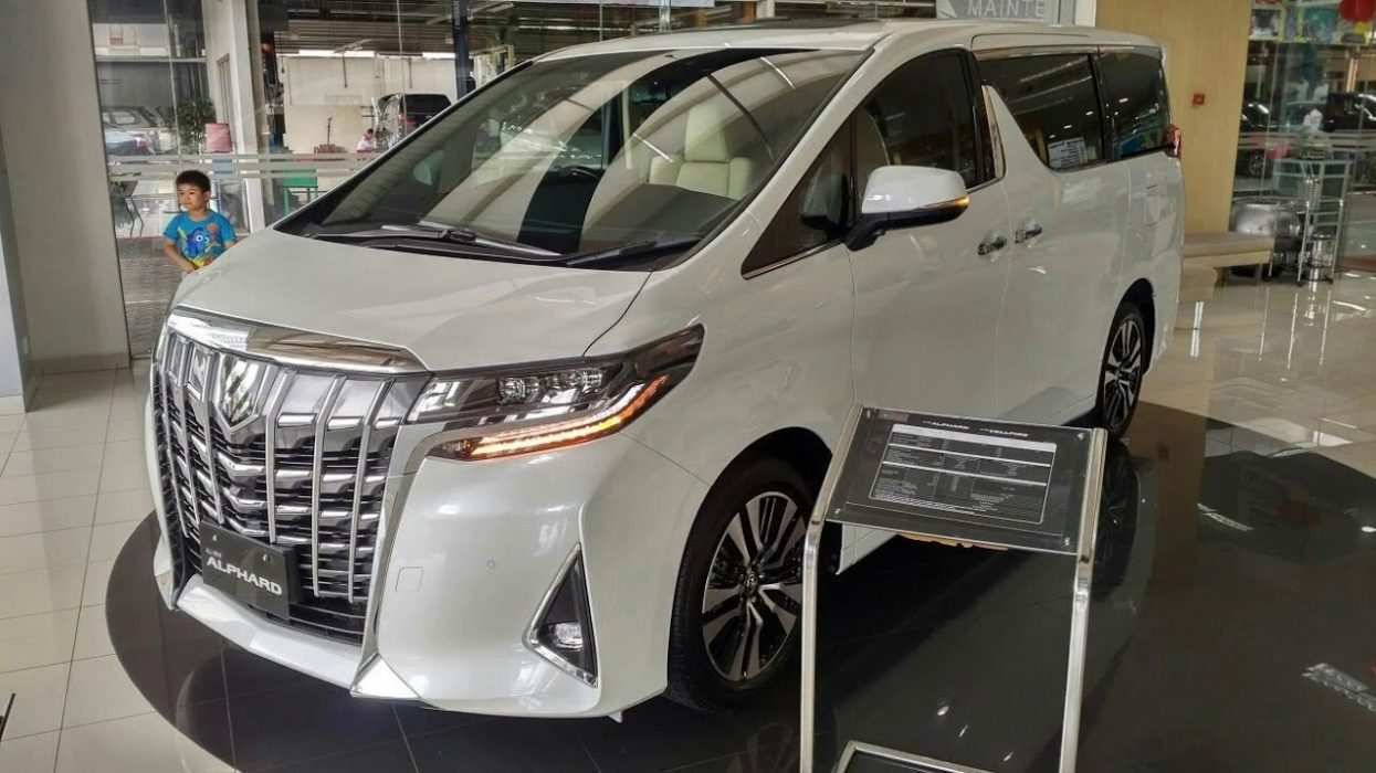 65 New 2019 Toyota Alphard Picture