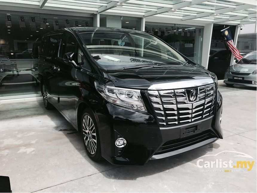 65 New 2019 Toyota Alphard Pictures
