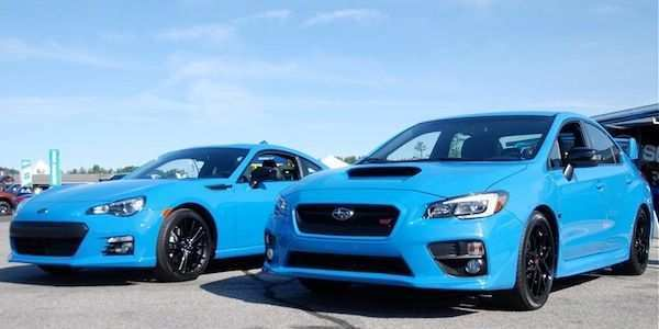 65 New 2019 Wrx Sti Hyperblue Redesign And Concept