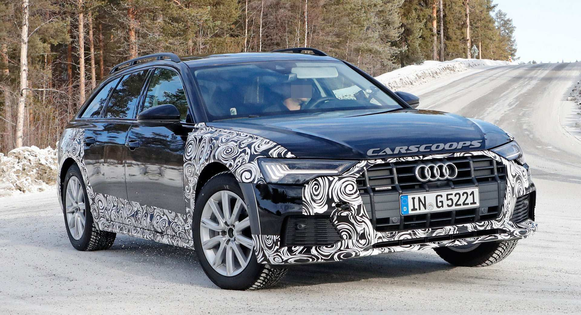 65 New 2020 Audi Allroad Exterior