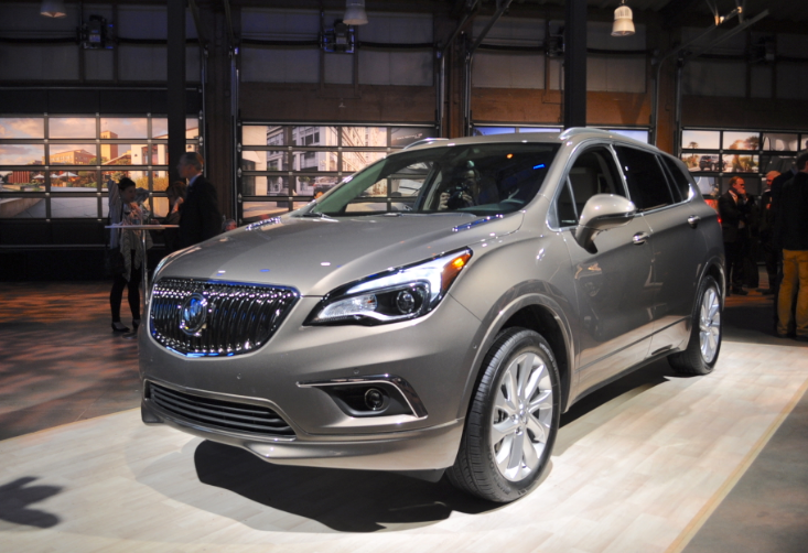 65 New 2020 Buick Envision Avenir New Review