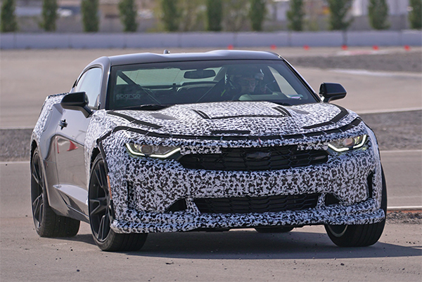 65 New 2020 Chevy Camaro Competition Arrival Redesign