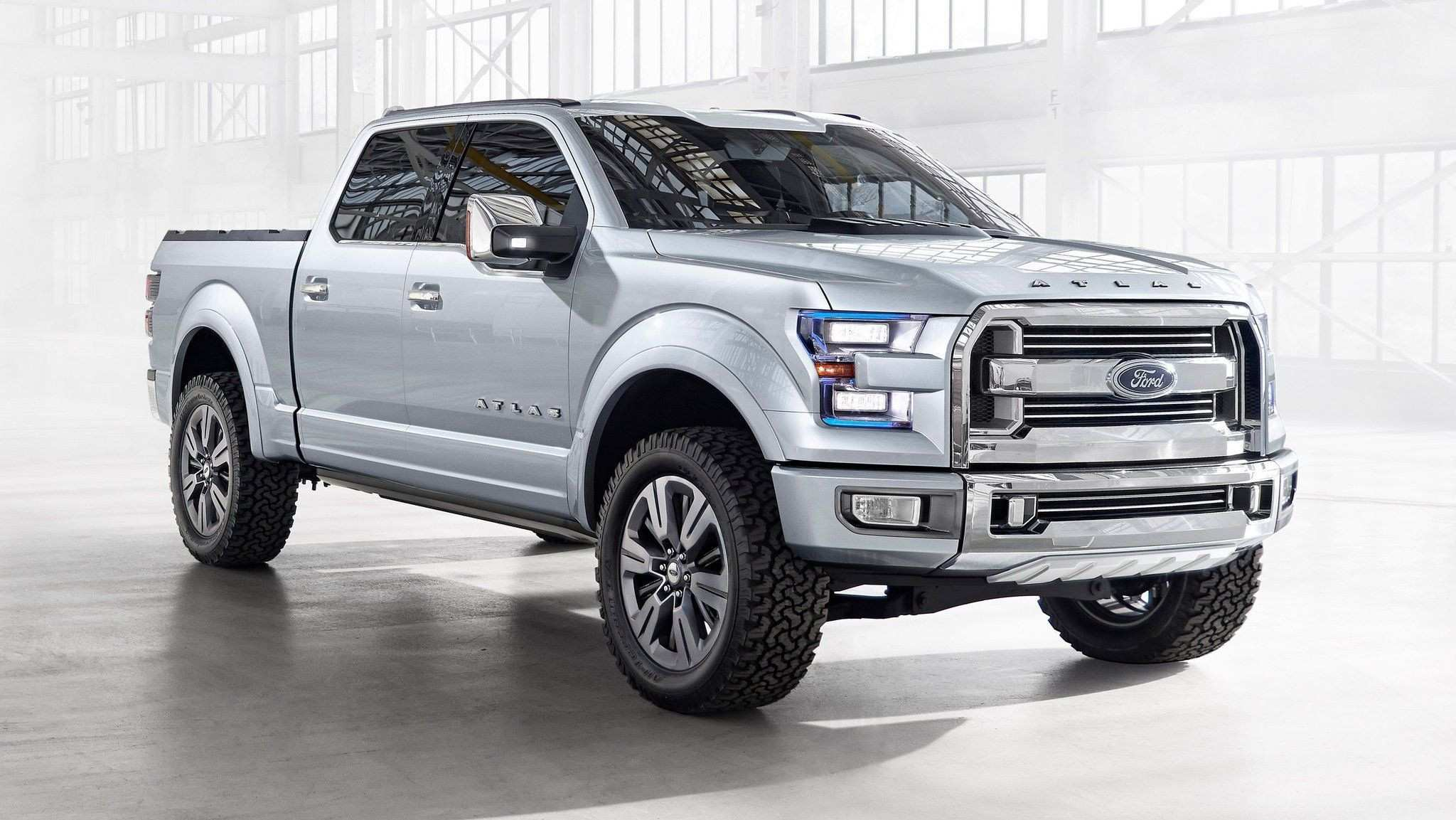 65 New 2020 Ford Atlas Specs And Review