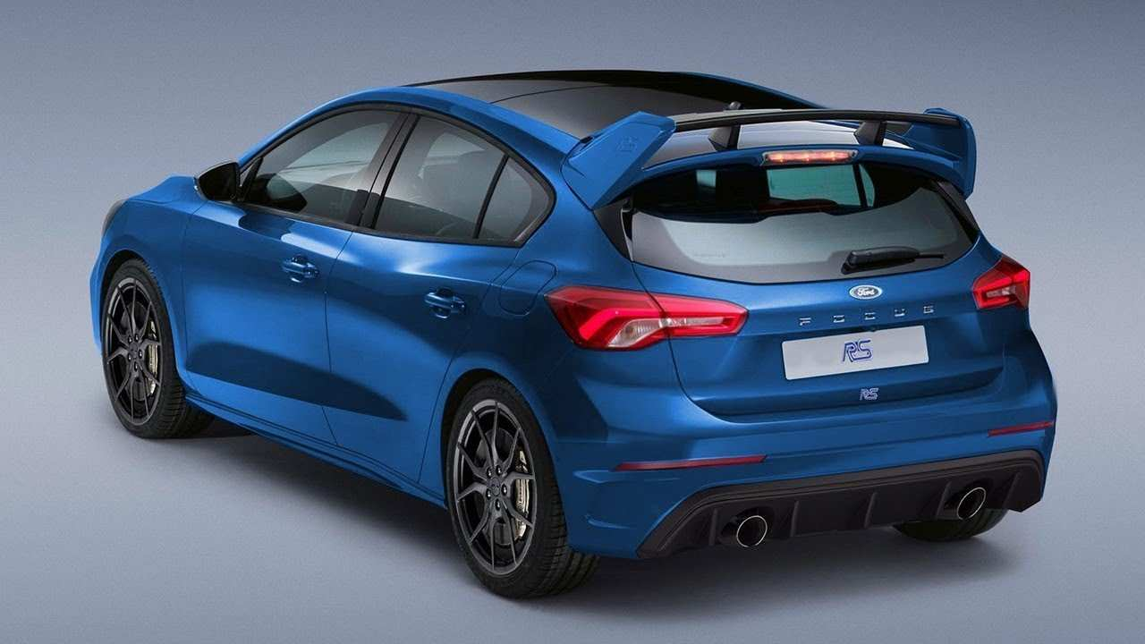 65 New 2020 Ford Focus RS Redesign