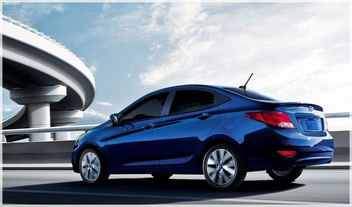 65 New 2020 Hyundai Accent Overview