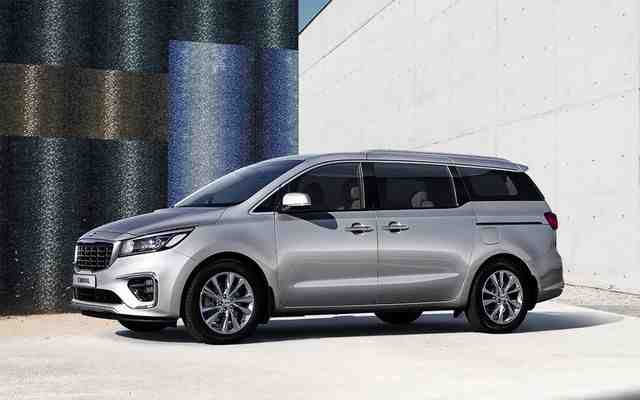 65 New 2020 Kia Carnival Research New