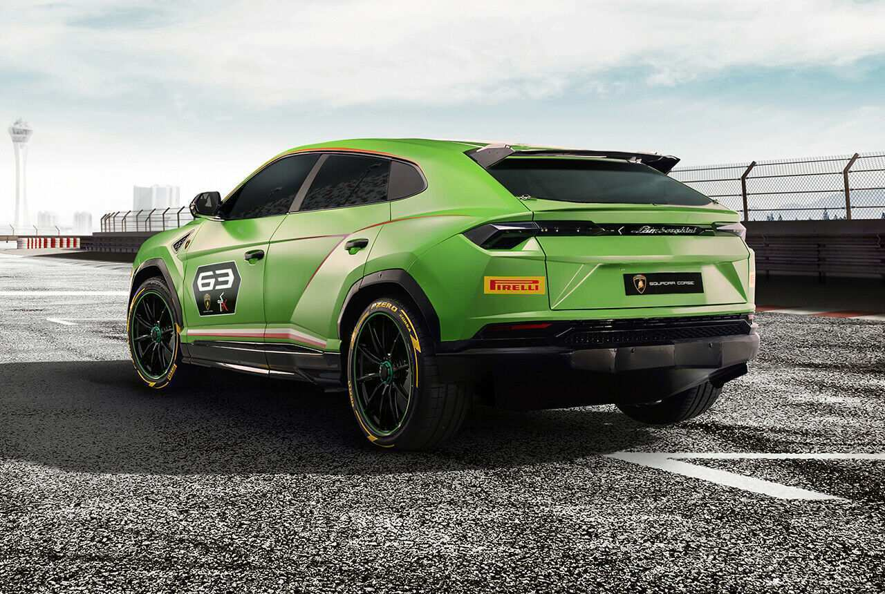 65 New 2020 Lamborghini Urus Performance And New Engine