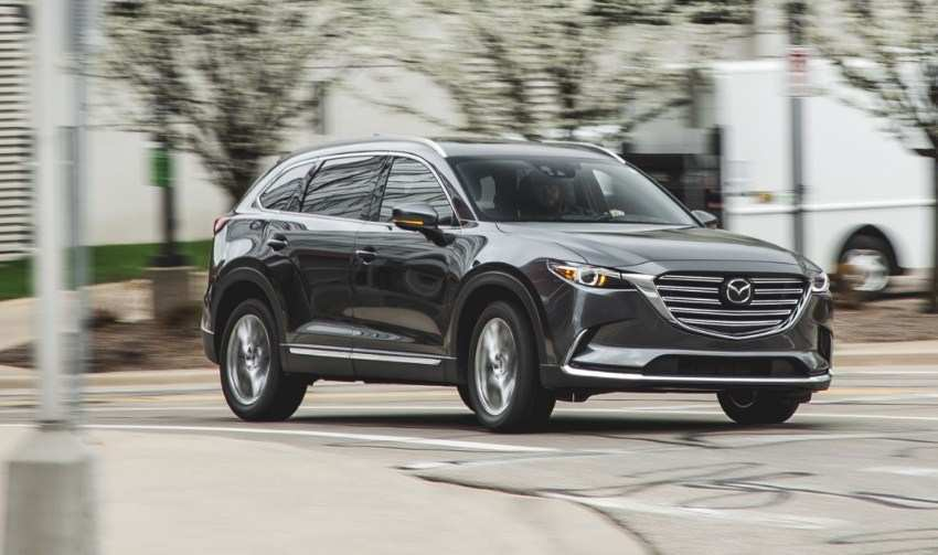 65 New 2020 Mazda Cx 9 Update Price And Release Date