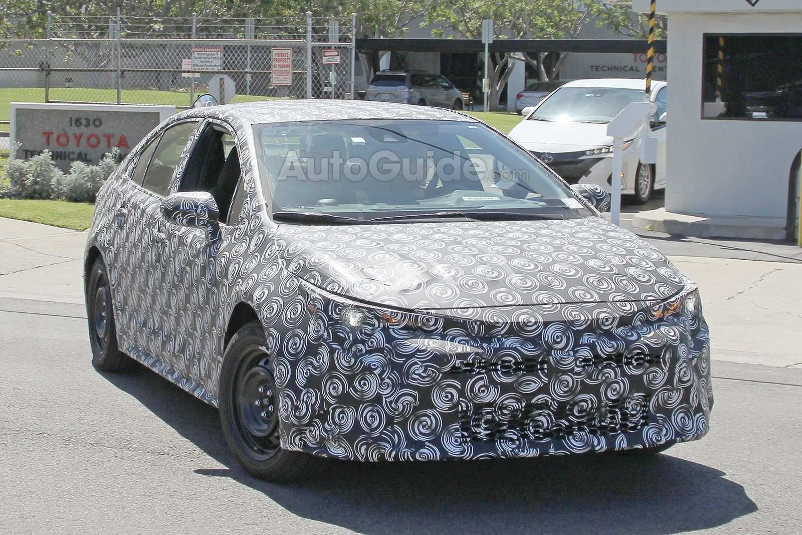 65 New 2020 New Toyota Avensis Spy Shots Pictures