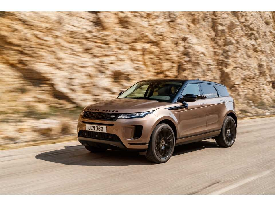 65 New 2020 Range Rover Evoque Images