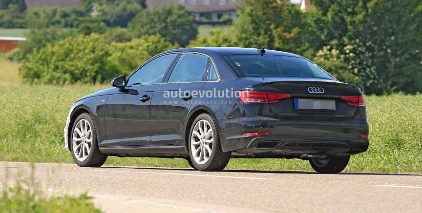 65 New Audi A4 Model Year 2020 Exterior