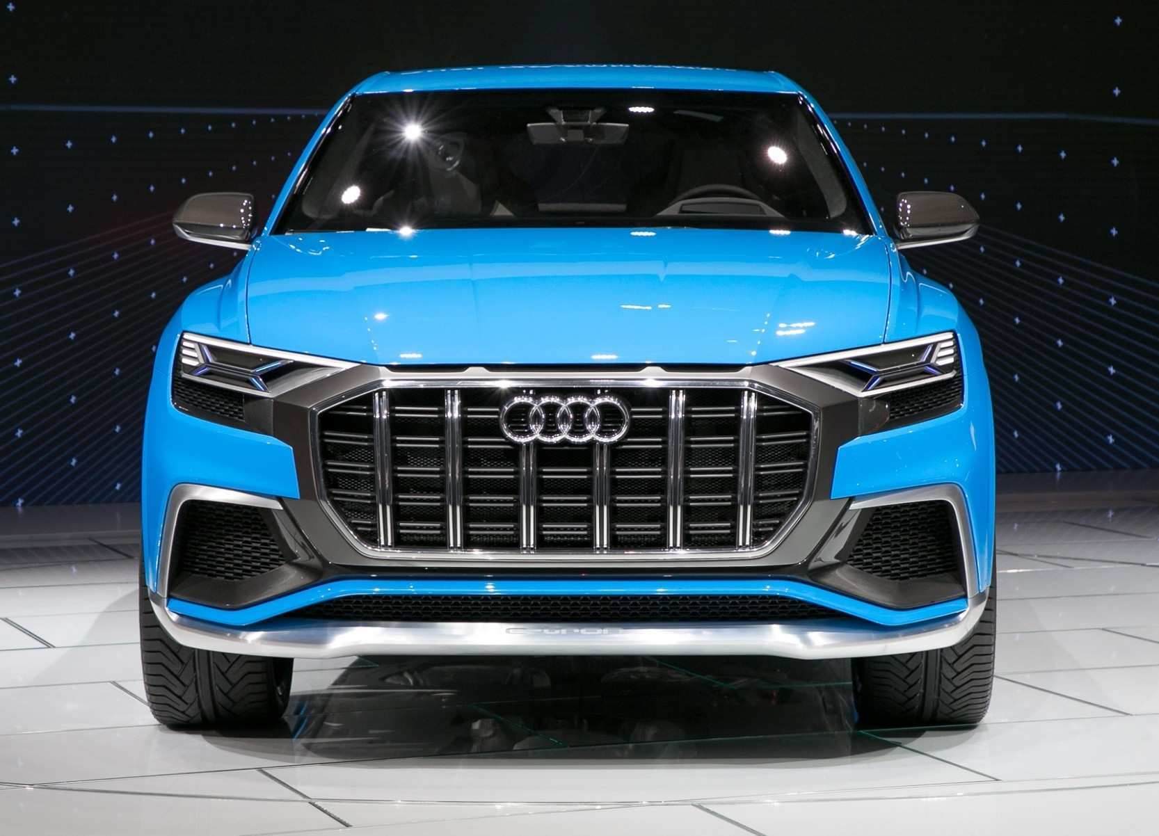 65 New Audi Q7 2020 Release Date Style