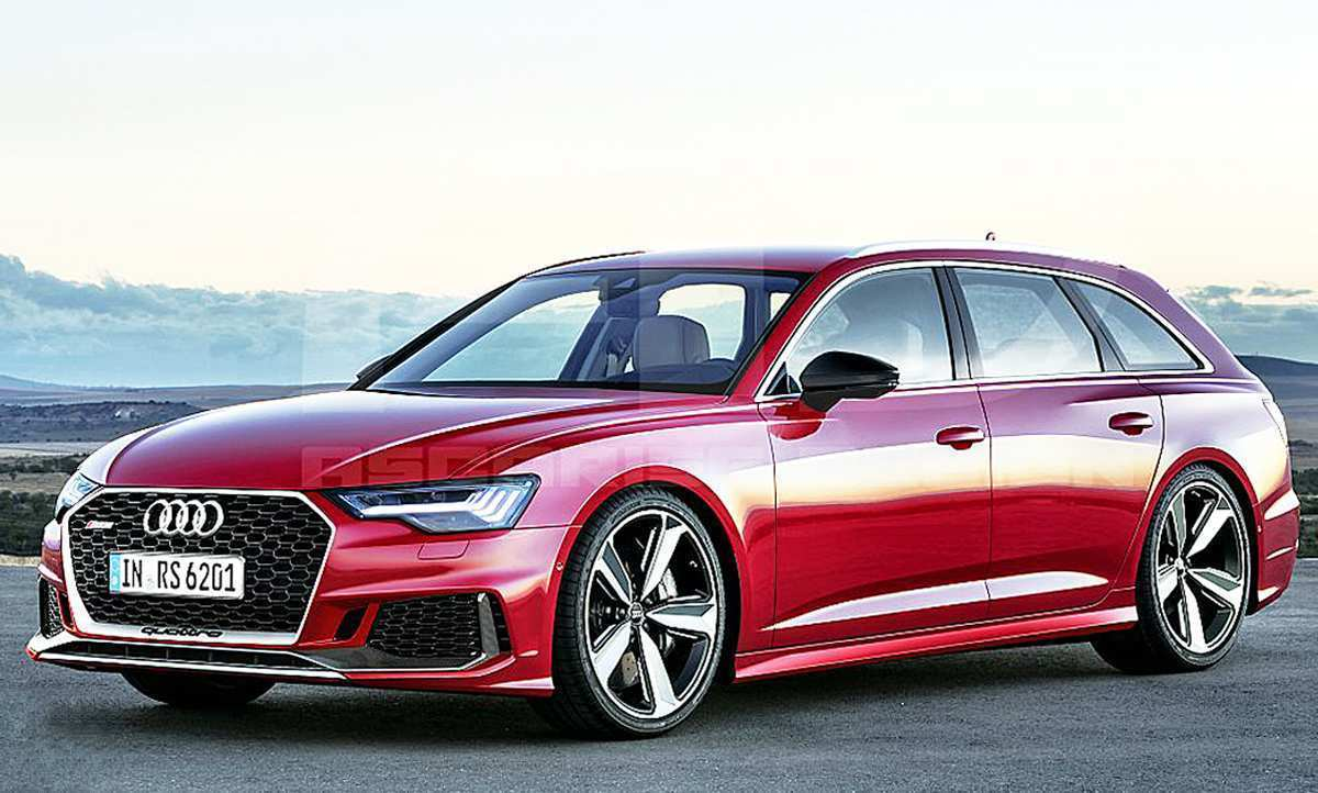 65 New Audi Rs6 Avant 2020 Price And Review