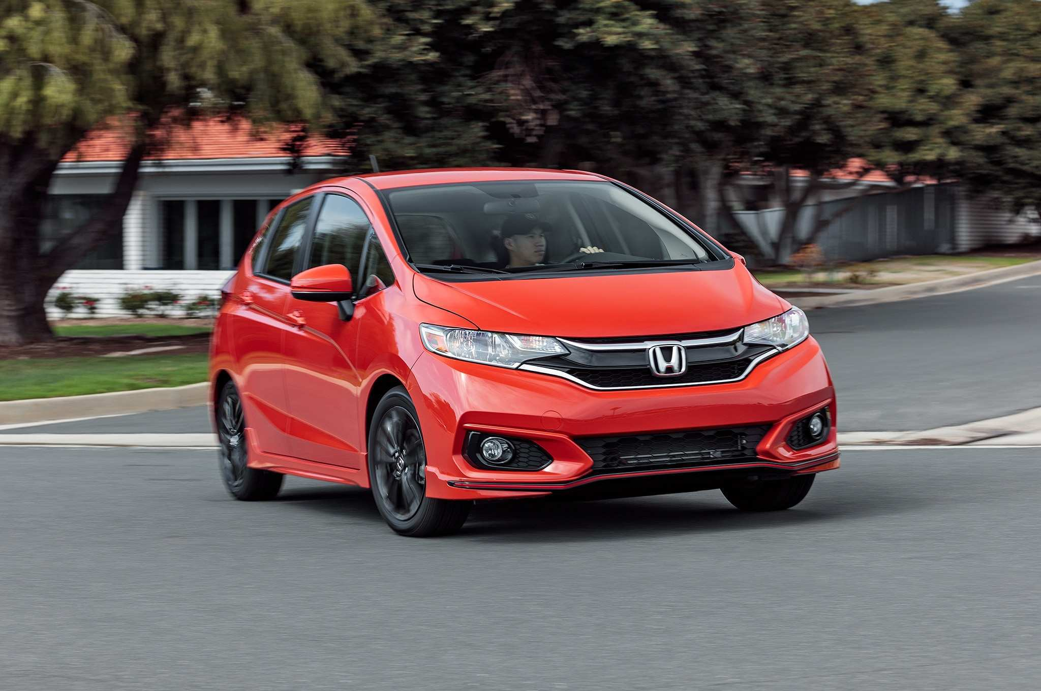 65 New Honda Fit Electric 2020 Picture