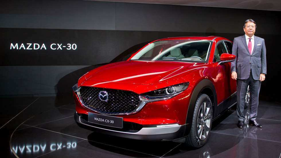 65 New Mazda Elbil 2020 New Model And Performance