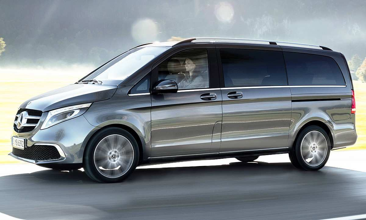 65 New Mercedes V Klasse 2019 Performance And New Engine