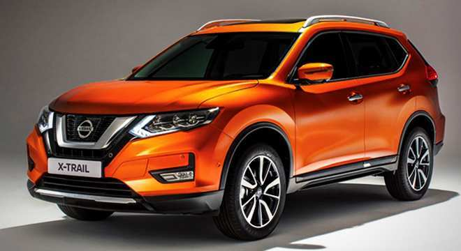 65 New Nissan X Trail 2020 Colombia Release Date And Concept
