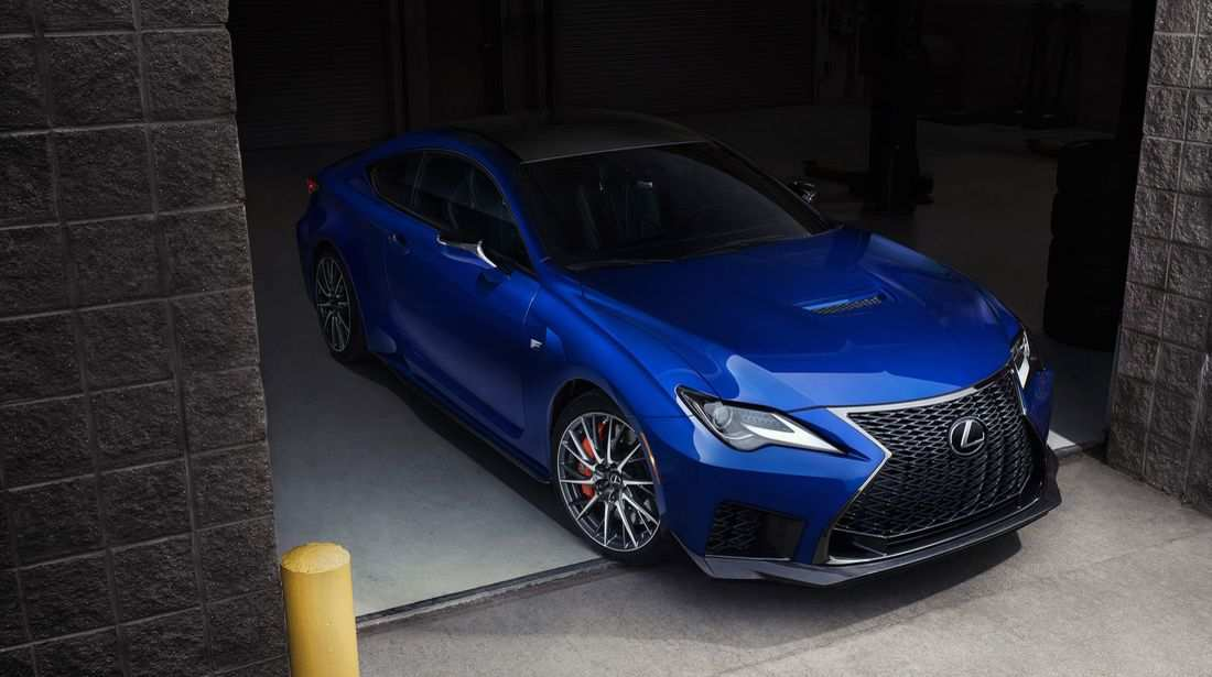 65 New Rcf Lexus 2019 Redesign And Concept