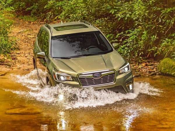 65 New Subaru Forester 2019 Ground Clearance New Review