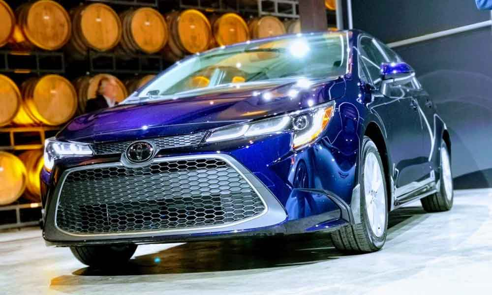 65 New Toyota Corolla 2020 Price Spesification