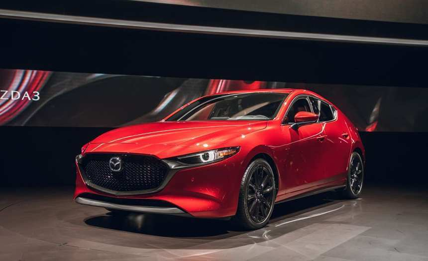 65 New Xe Mazda 3 2019 Redesign And Concept