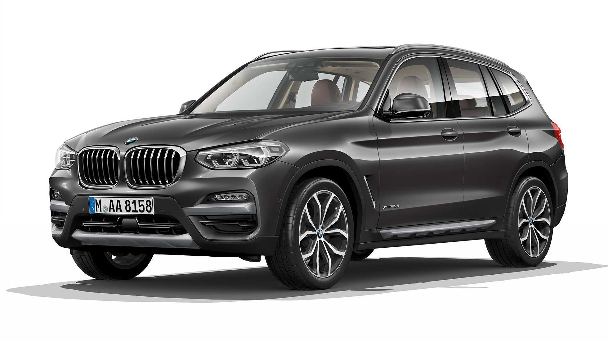 65 The 2019 BMW X3 Concept And Review
