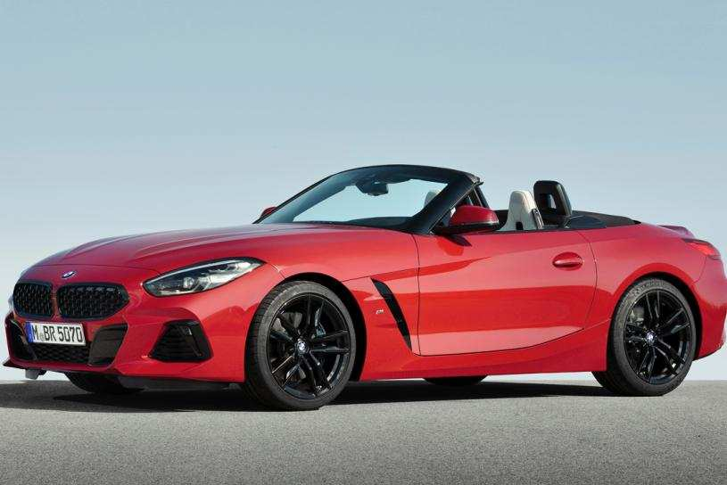 65 The 2019 BMW Z4 Performance and New Engine