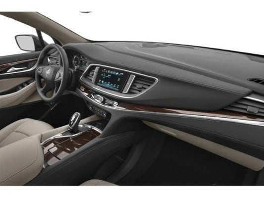 65 The 2019 Buick Enclave Interior