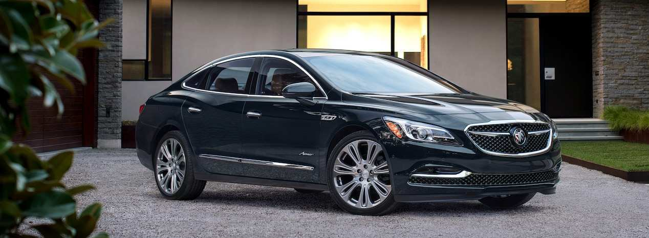 65 The 2019 Buick LaCrosse Configurations
