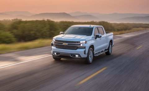 65 The 2019 Chevy Silverado New Model And Performance