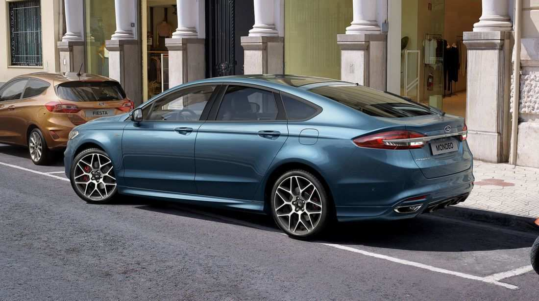 65 The 2019 Ford Mondeo Vignale Configurations