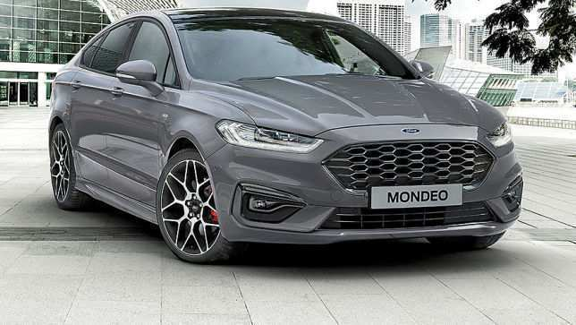 65 The 2019 Ford Mondeo Vignale Speed Test