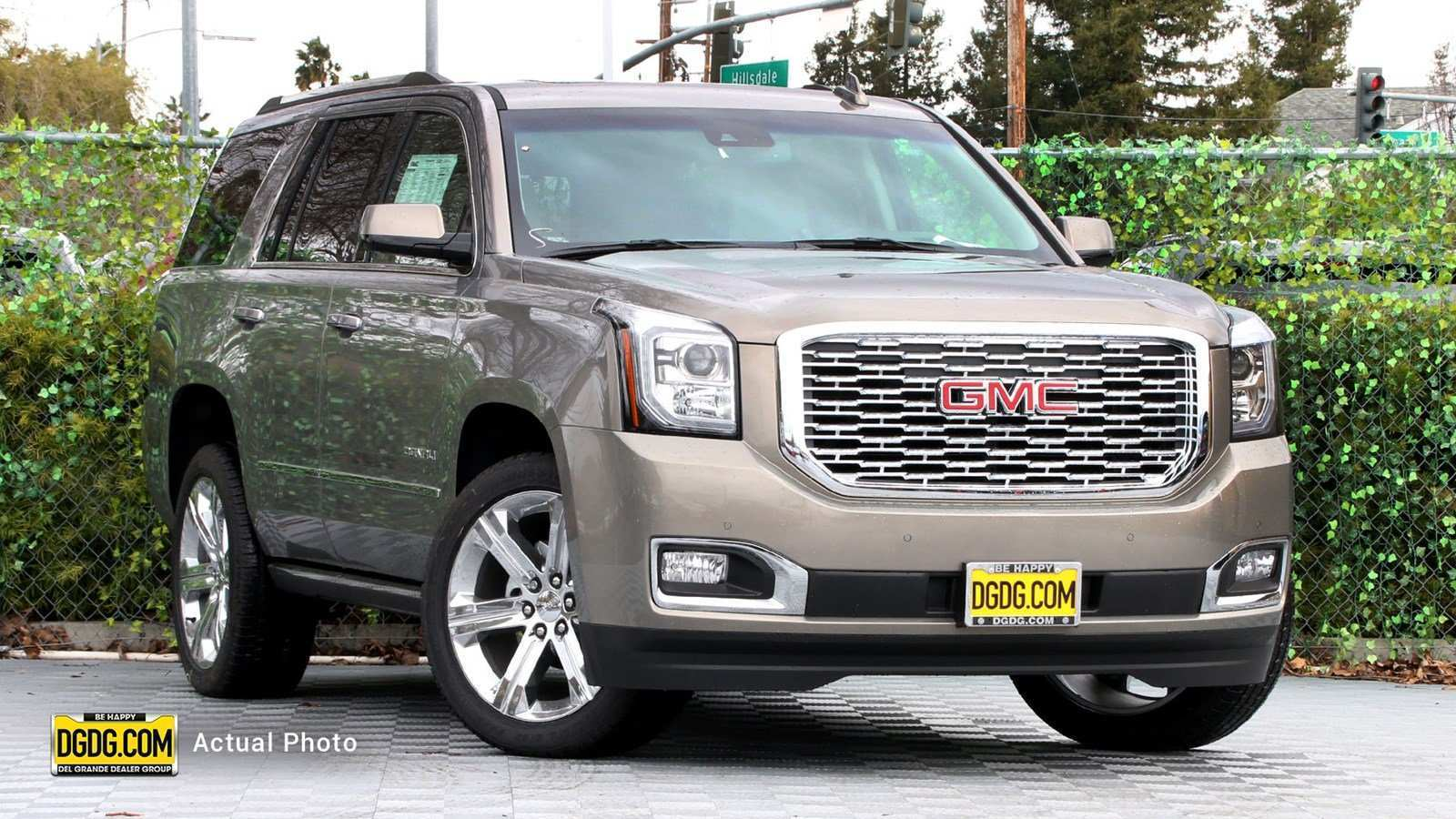 65 The 2019 GMC Yukon Denali New Model And Performance