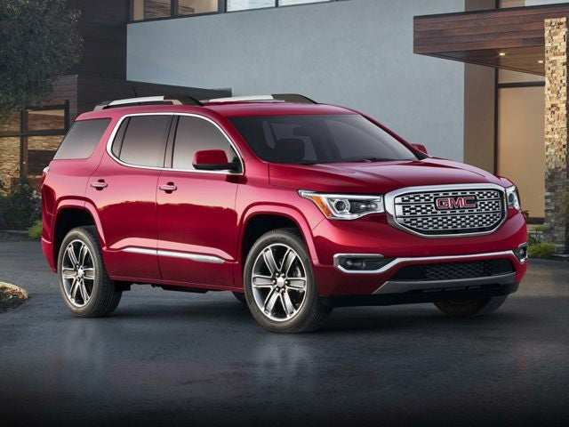 65 The 2019 Gmc Acadia Denali Wallpaper