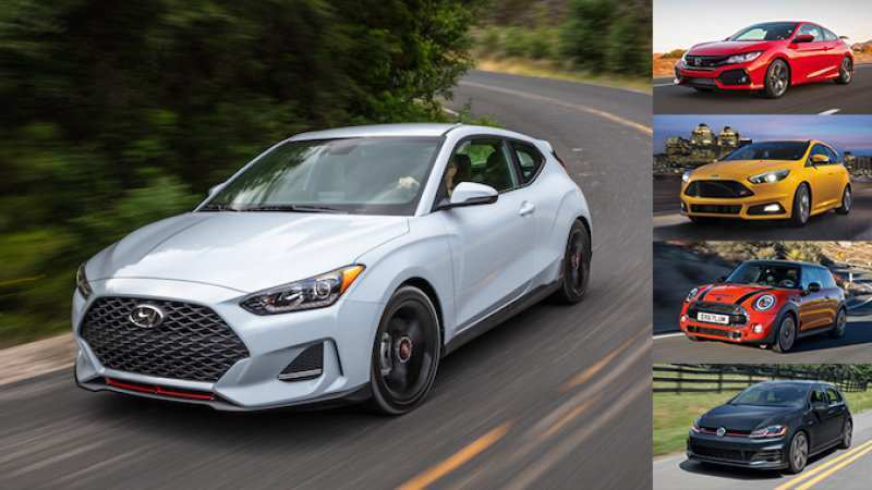 65 The 2019 Hyundai Veloster Turbo Redesign And Concept