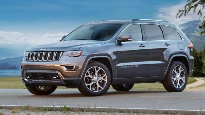 65 The 2019 Jeep Grand Cherokee Diesel Exterior And Interior