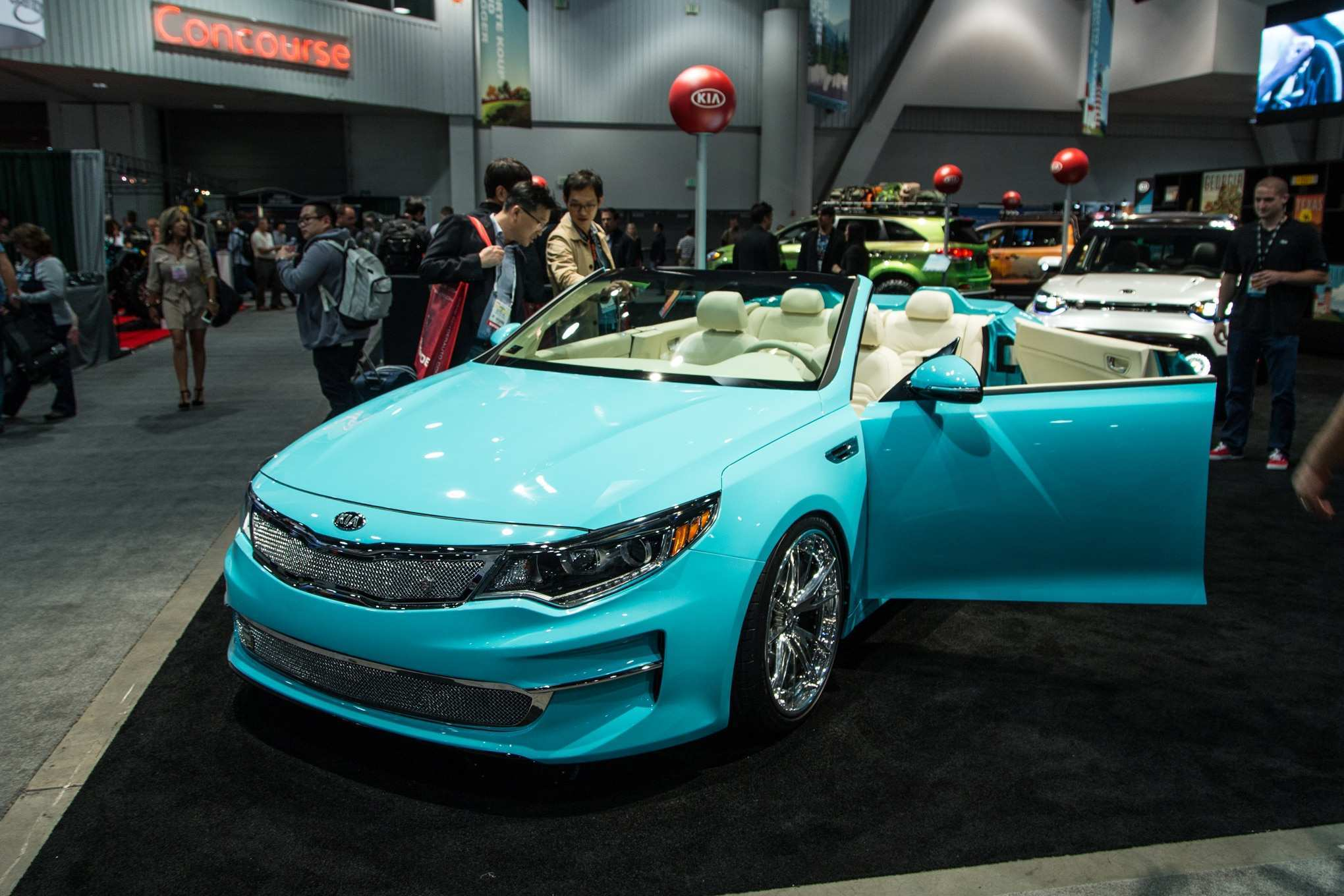 65 The 2019 Kia OptimaConcept Reviews