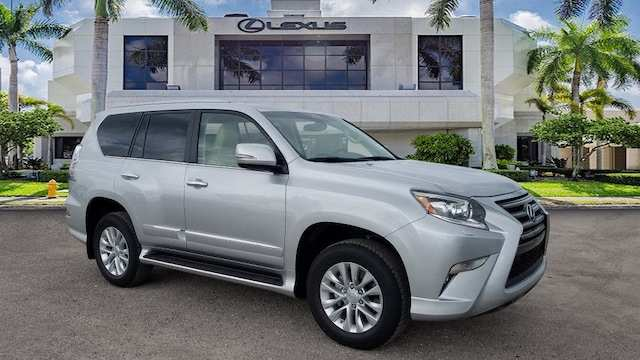65 The 2019 Lexus GX 460 New Model And Performance