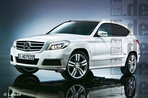 65 The 2019 Mercedes GLK New Concept