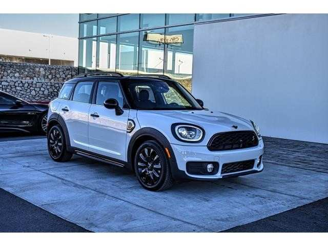 65 The 2019 Mini Countryman New Concept