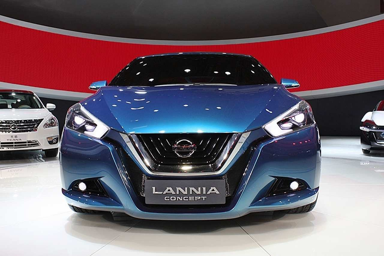 65 The 2019 Nissan Lannia History