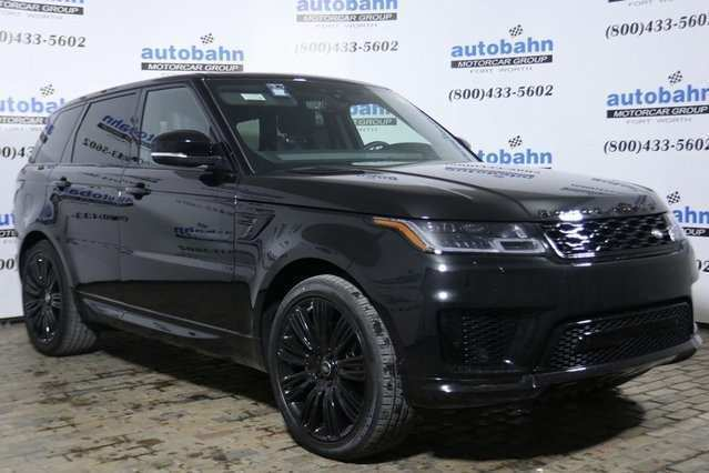 65 The 2019 Range Rover Sport Price
