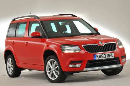 65 The 2019 Skoda Yeti Prices