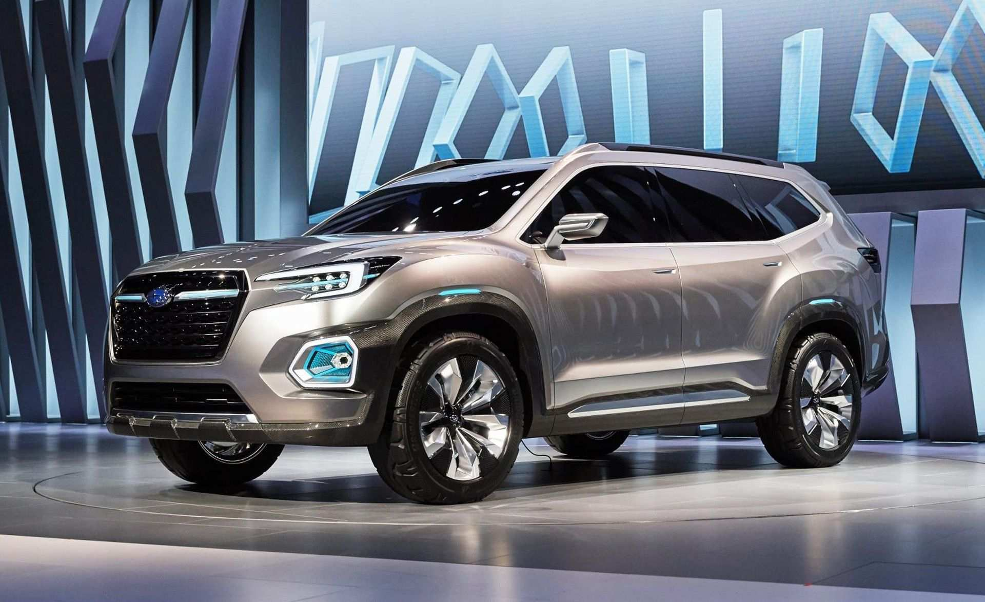 65 The 2019 Subaru Viziv Pickup Model