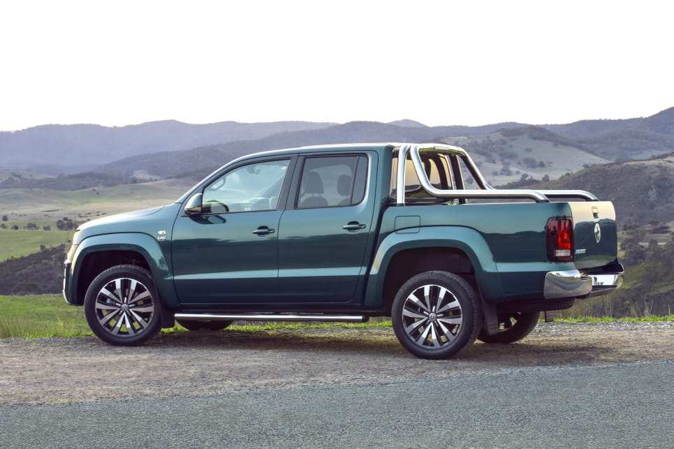 65 The 2019 VW Amarok Ratings