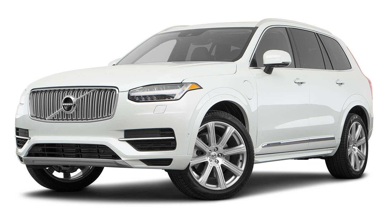 65 The 2019 Volvo XC90 Review And Release Date