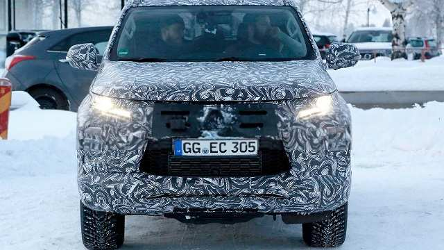65 The 2020 All Mitsubishi Pajero Engine