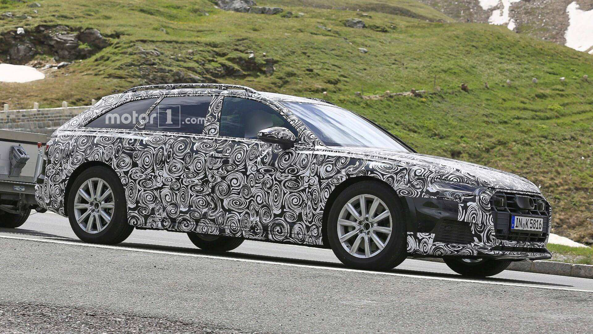 65 The 2020 Audi A6 Images